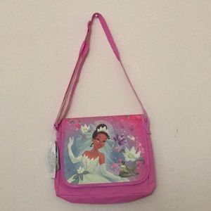 The Princess and the Frog Backpack... NWT